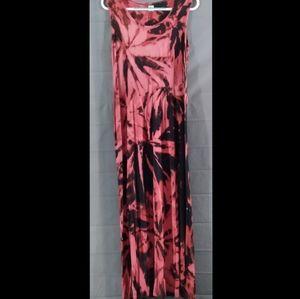 Jockey tie dye maxi dress